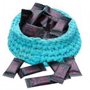 شکلات برنوتی تلخ 74درصد